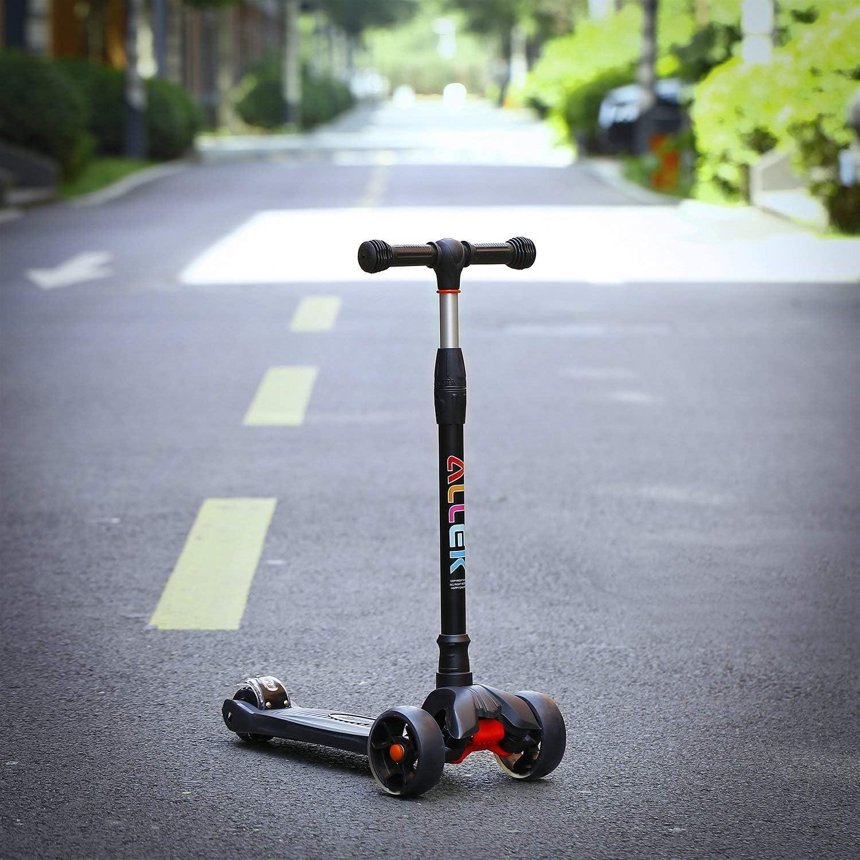 Allek Kick Scooter B02 Lean 'N Glide Scooter