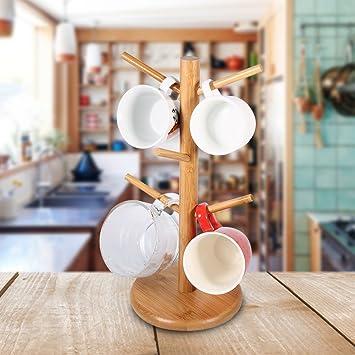 Tassen Zum Aufhangen Halter Fur Creative Tannenbaum Form