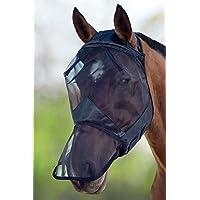 Harrison Howard CareMaster Máscara Anti-Moscas Protección Negro