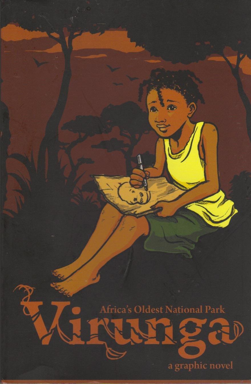 Read Online Virunga: Africa's Oldest National Park (a graphic novel) ebook