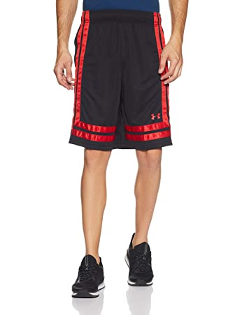 Under Armour Men s Ua Baseline 10 in Breve 18 Shorts  Amazon.co.uk ... 8c9271de8f27
