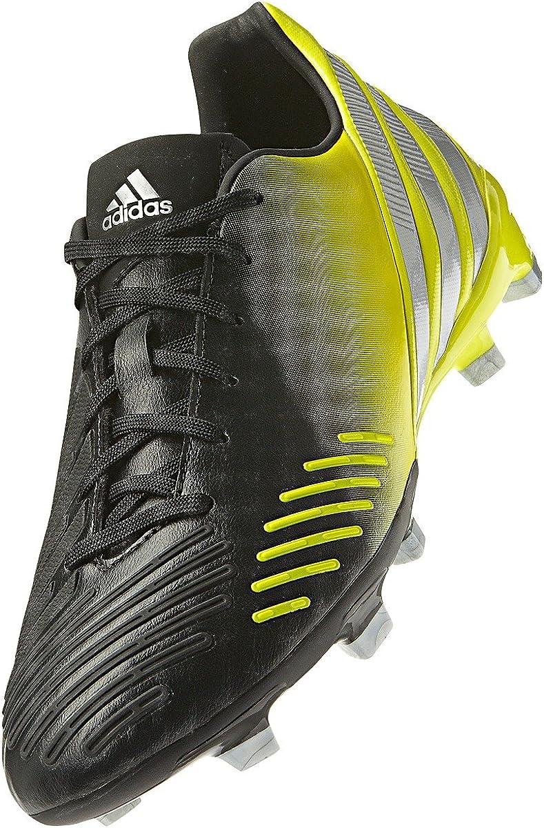 Adidas Predator LZ TRX FG Absolion Negro/Verde Zapatos de ...