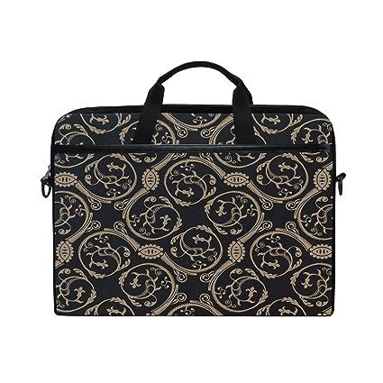 c4f4d28c2284 Amazon.com: Laptop Computer Bag Sleeves 15 15.4 Inch Vintage ...