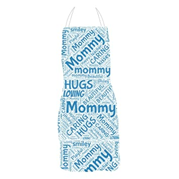 Buy Theyayacafe Birthday Gifts For Mom Mommy Teacher Caring Kitchen Apron Online At Low Prices In India Amazon In