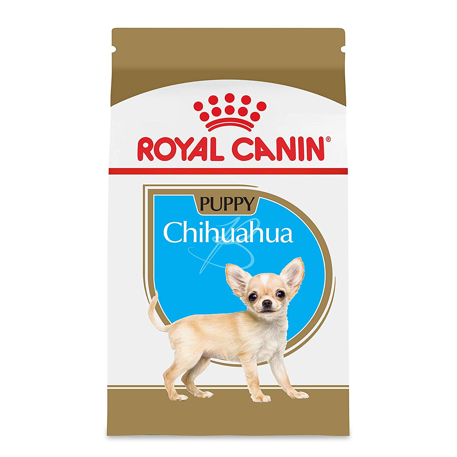 1.Royal Canin Breed Health Nutrition Chihuahua Puppy Dry Dog Food