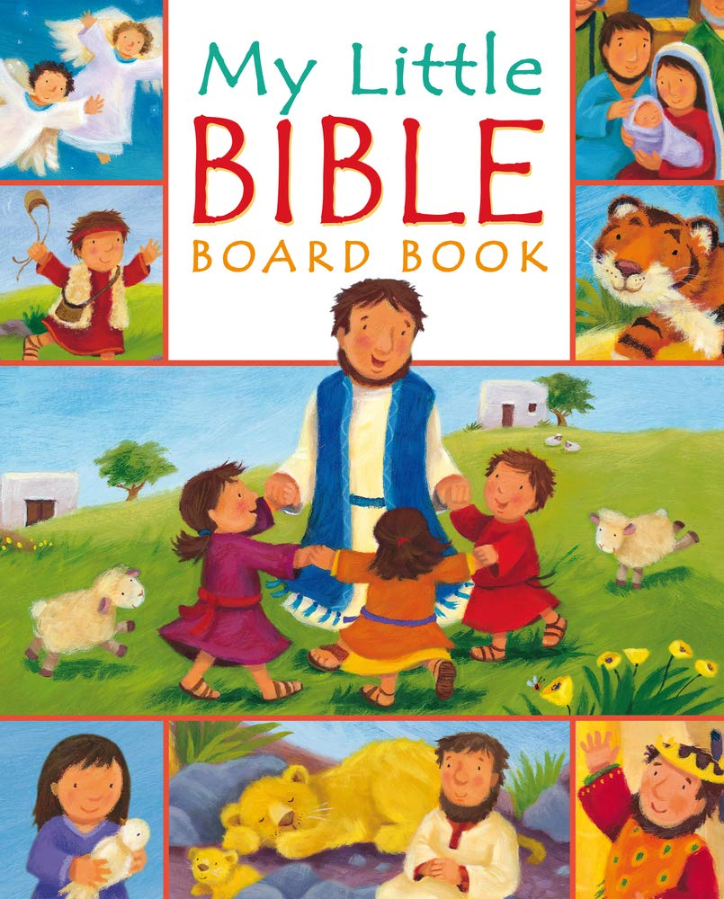 Download My Little Bible Board Book pdf