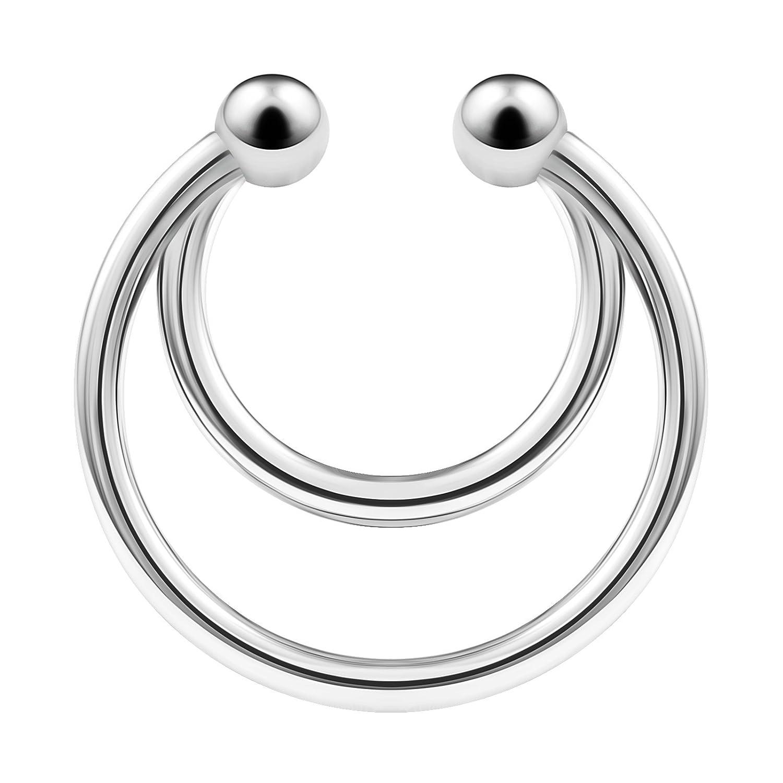 Amazon.com: BanaVega - Piercing de acero inoxidable para el ...