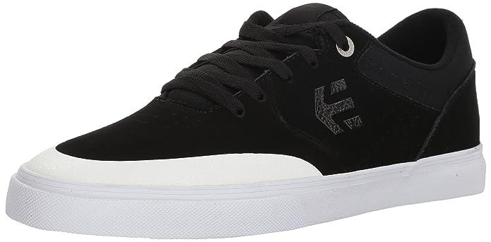 Etnies Marana Vulc Sneakers Skateboardschuhe Herren Schwarz/Weiß