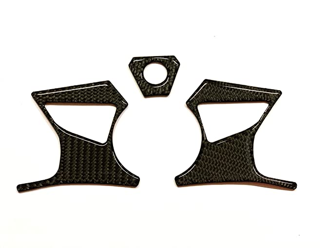 Amazon.com: CMods Real Carbon Fiber Yoke Triple Tree Cover ...