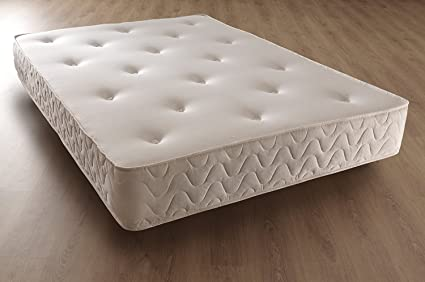 huge discount 5251d 646ce Comfy Living LUXURY 5FT KING SIZE MEMORY ORTHO MATTRESS 10