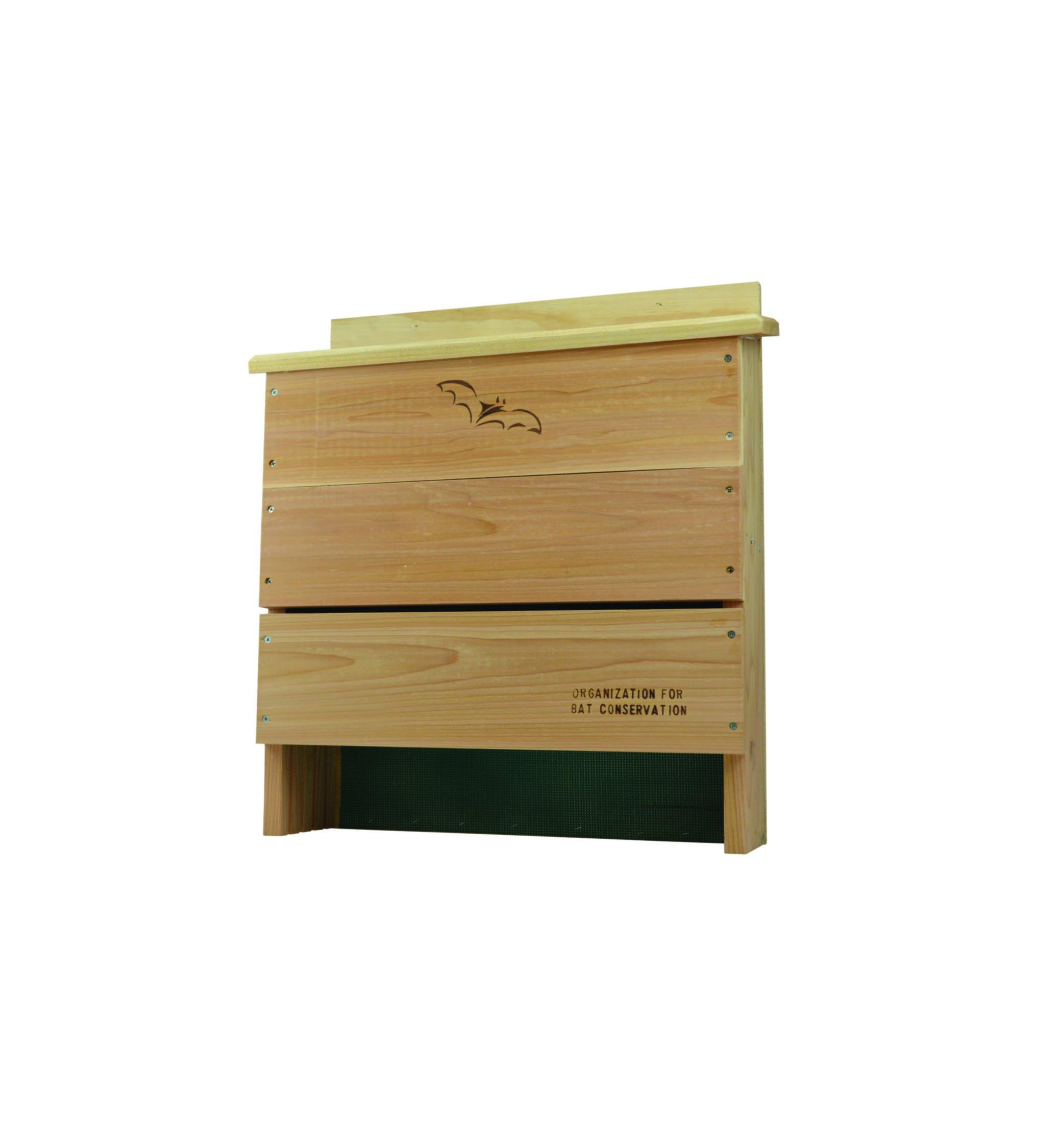 Songbird Essentials SE570 Five Chamber OBC Bat House (Set of 1)