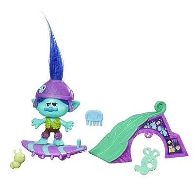 DreamWorks Trolls Branch's Skate 'n Skitter Story Pack: Toys & Games
