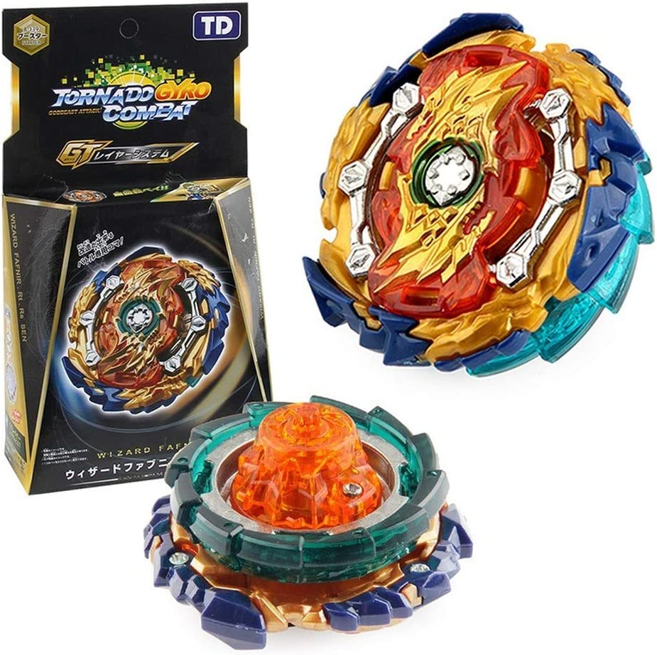 Burst gyro Toy The Fourth Generation GT Series B-142 Sorcerer Dragon Boxed with Two-Way Ruler Transmitter
