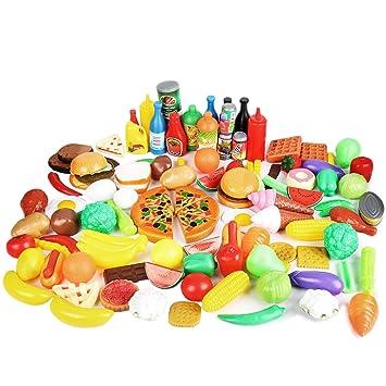 Pleasing Catchstar Play Food Durable Pretend Food Plastic Vegetable Home Interior And Landscaping Ymoonbapapsignezvosmurscom