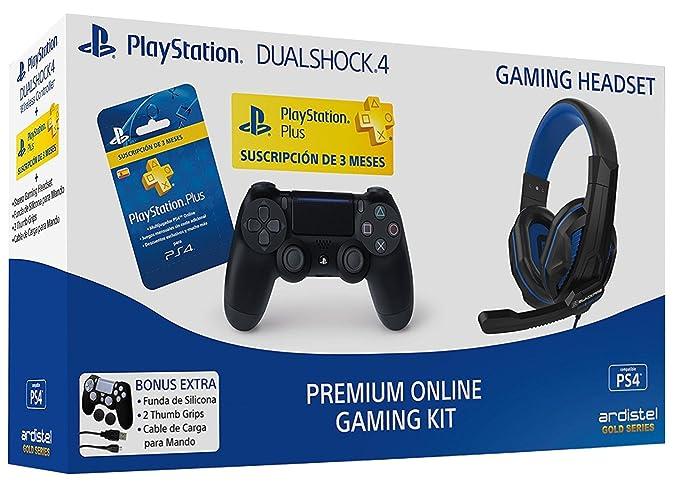 Ardistel - Premium Online Gaming Kit (PS4) - Mando Dualshock ...