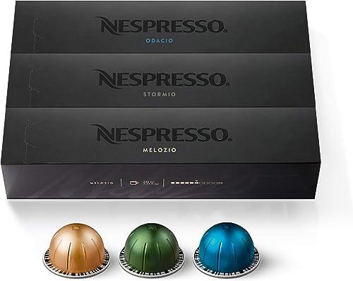 Kapsułki Nespresso VertuoLine