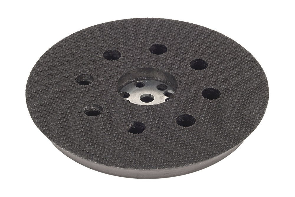 Wolfcraft 2258000 2258000-1 platillo esmeriladoras Adhesivo Standard, 125mm