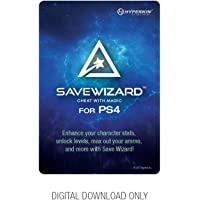Save Wizard for PS4 & PS4 Pro (US Edition) [Online Game Code]