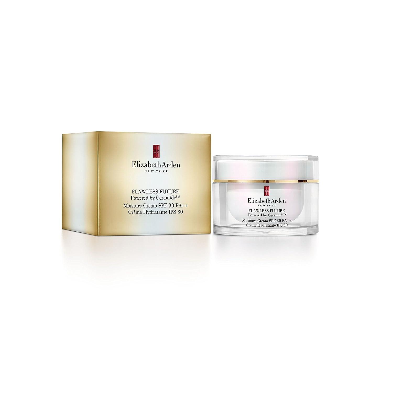 Elizabeth Arden Flawless Future Ceramide SPF 30 Moisture Cream Sunscreen, 1.7 oz.
