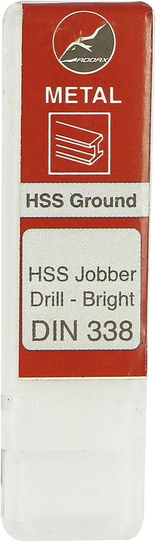 TIMco HSIG12 M2 Grade HSS-G Jobber Drill Bit 1//2 Pack of 5
