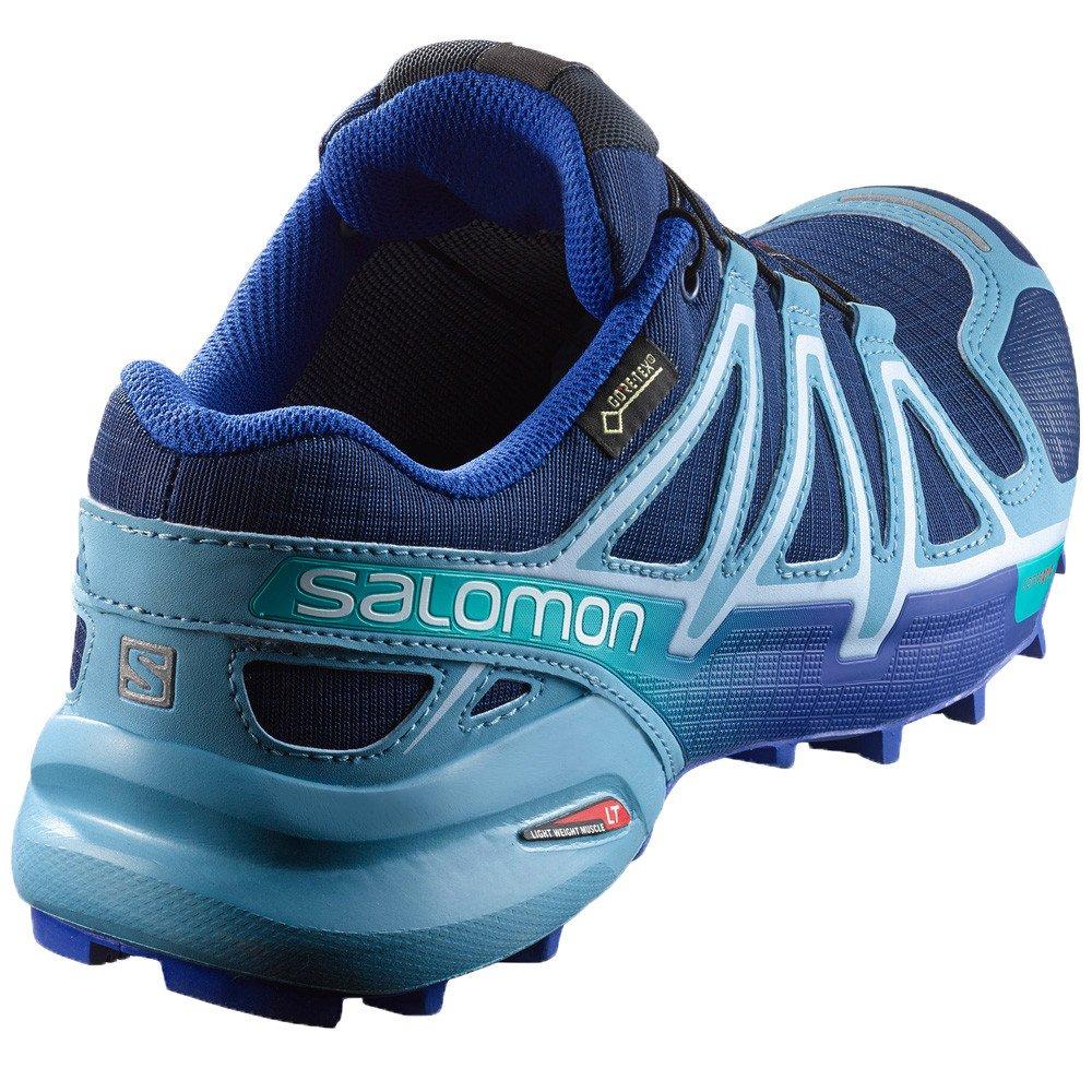 f4acff77ace4 Salomon Speedcross 4 Gore-Tex Women s Scarpe da Trail Corsa - 43.3   Amazon.it  Scarpe e borse