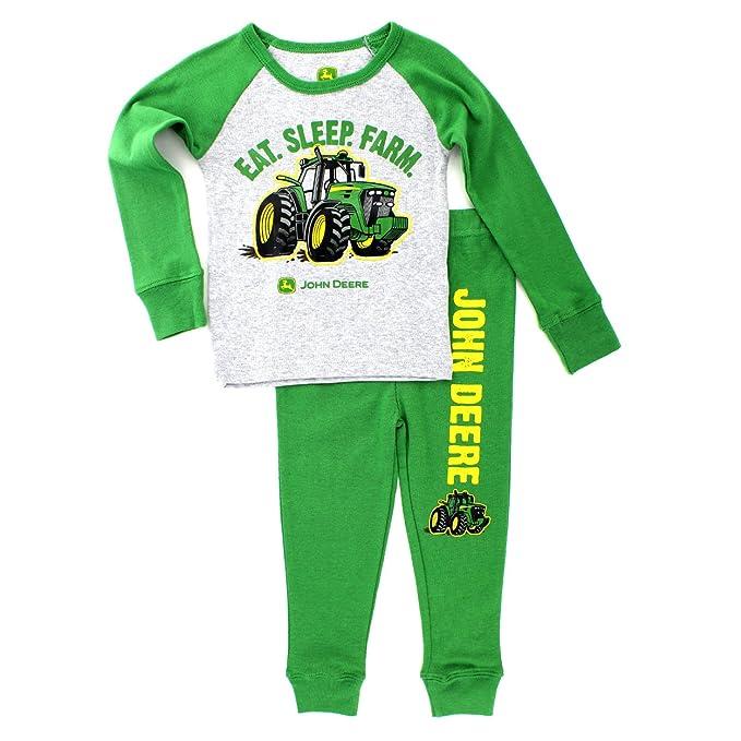 f18f887b873a John Deere Baby Toddler Boys Pajamas Set (4T