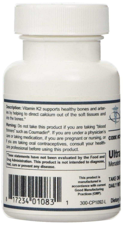 Complementary Prescriptions - Ultra K2 15 mg 90 gels: Amazon.es: Salud y cuidado personal