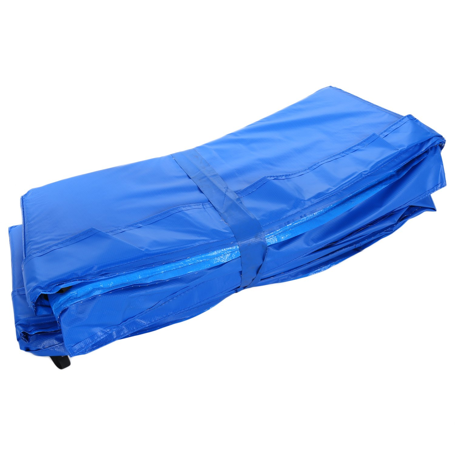 15 14 12 10 Ft Replacement Trampoline Surround PVC Pad Foam Safety Spring Cover Padding Pads (Blue, 15 Ft) by Zafuar Sports (Image #5)