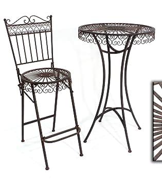 Bar Mesa + 2 sillas de bar * Vigo * – Muebles de Jardín Asiento Escobillero