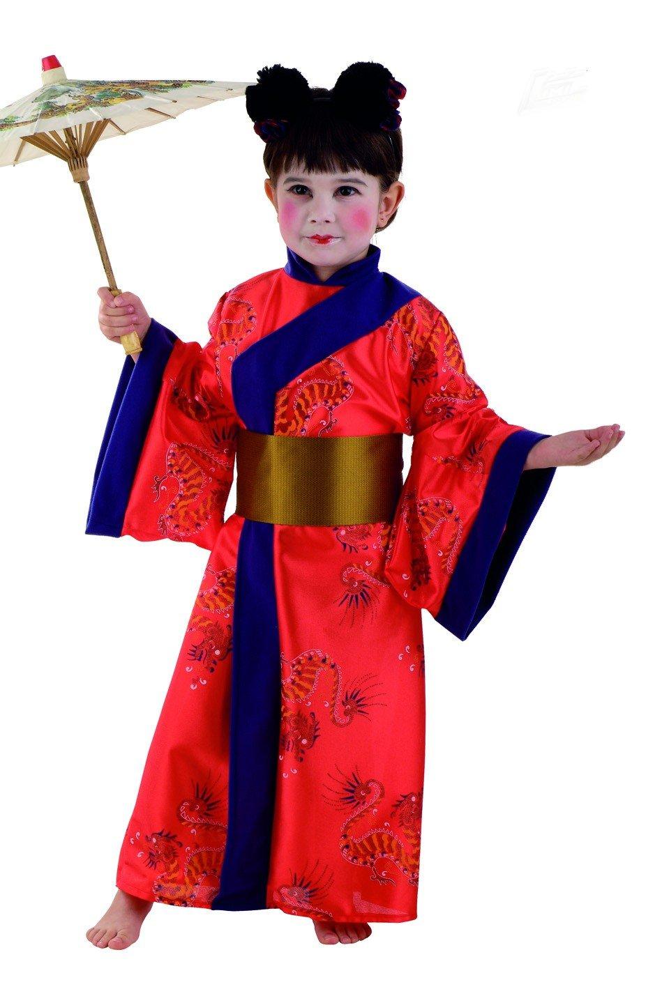 Limit Sport - Disfraz Geisha T.2: Amazon.es: Juguetes y juegos