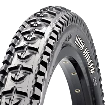 Maxxis High Roller Cubierta MTB, Unisex, Negro, 26 x 2.10