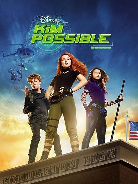 Lionbeen Kim Possible Movie Poster Cartel de la Pelicula 70 ...