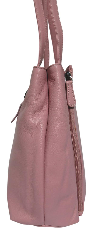 Josephine Osthoff Handtaschen-Manufaktur Josybag's beliebte Ledertasche Bermuda 5 Reißverschlussfächer handgefertigt handgefertigt handgefertigt B01MXCR6PK | Verrückter Preis, Birmingham  | Verschiedene Arten und Stile  | Bekannt für seine hervorragende Qualität  d668ef