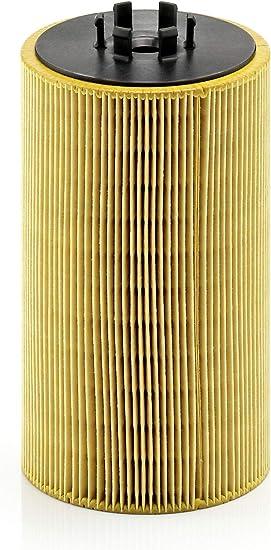 Original Mann Filter Ölfilter Hu 1390 X Ölfilter Satz Mit Dichtung Dichtungssatz Für Pkw Und Nutzfahrzeuge Auto