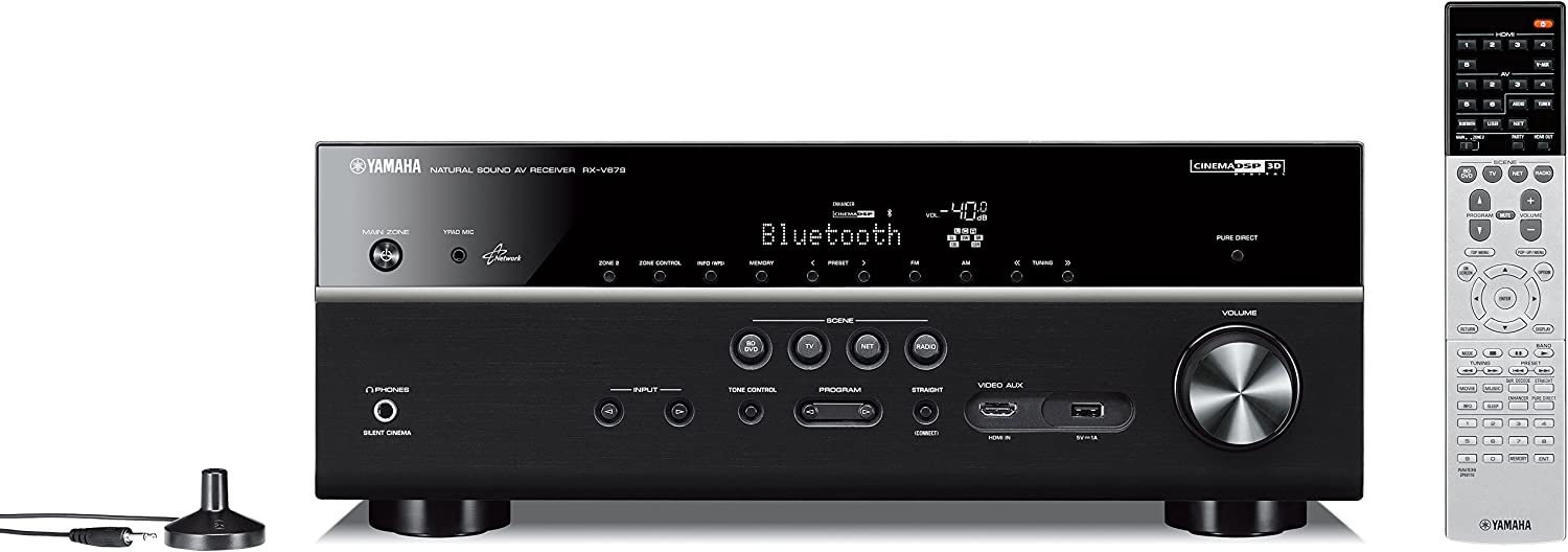 Yamaha Aventage RX- A680 Receiver