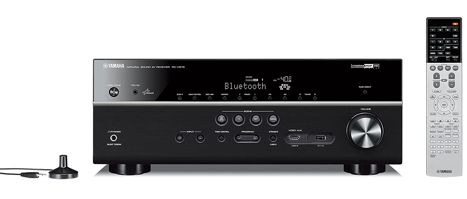 Av Receiver72chbtwifi 4hhd105w6 Hdmi In1out