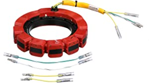 Quicksilver Ignition Stator Assembly 832075A21 - for 30 HP - 125 HP Mercury and Mariner 2-Cycle Outboards