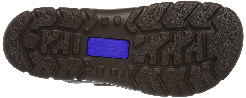 Birkenstock Original Bilbao Birko Flor Regular width, dark brown M13 46,0:  Amazon.ca: Shoes & Handbags