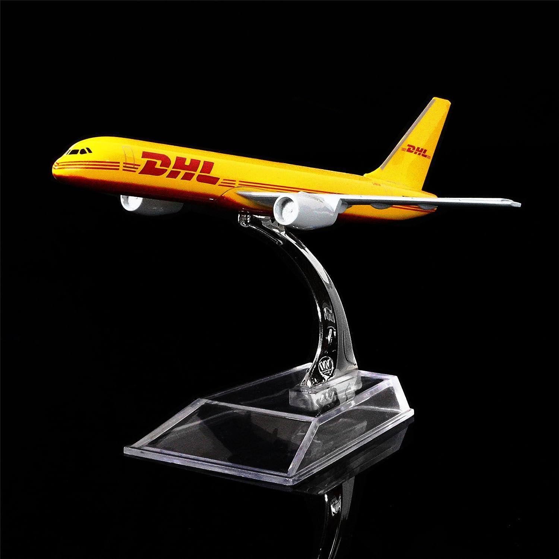 DHL Sinotrans B757-200 Single Airplane Models Metal Die-cast 1:400 24-Hours
