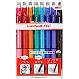 三菱鉛筆 消せるボールペン ユニボールRE 0.5 8色 URN180058C