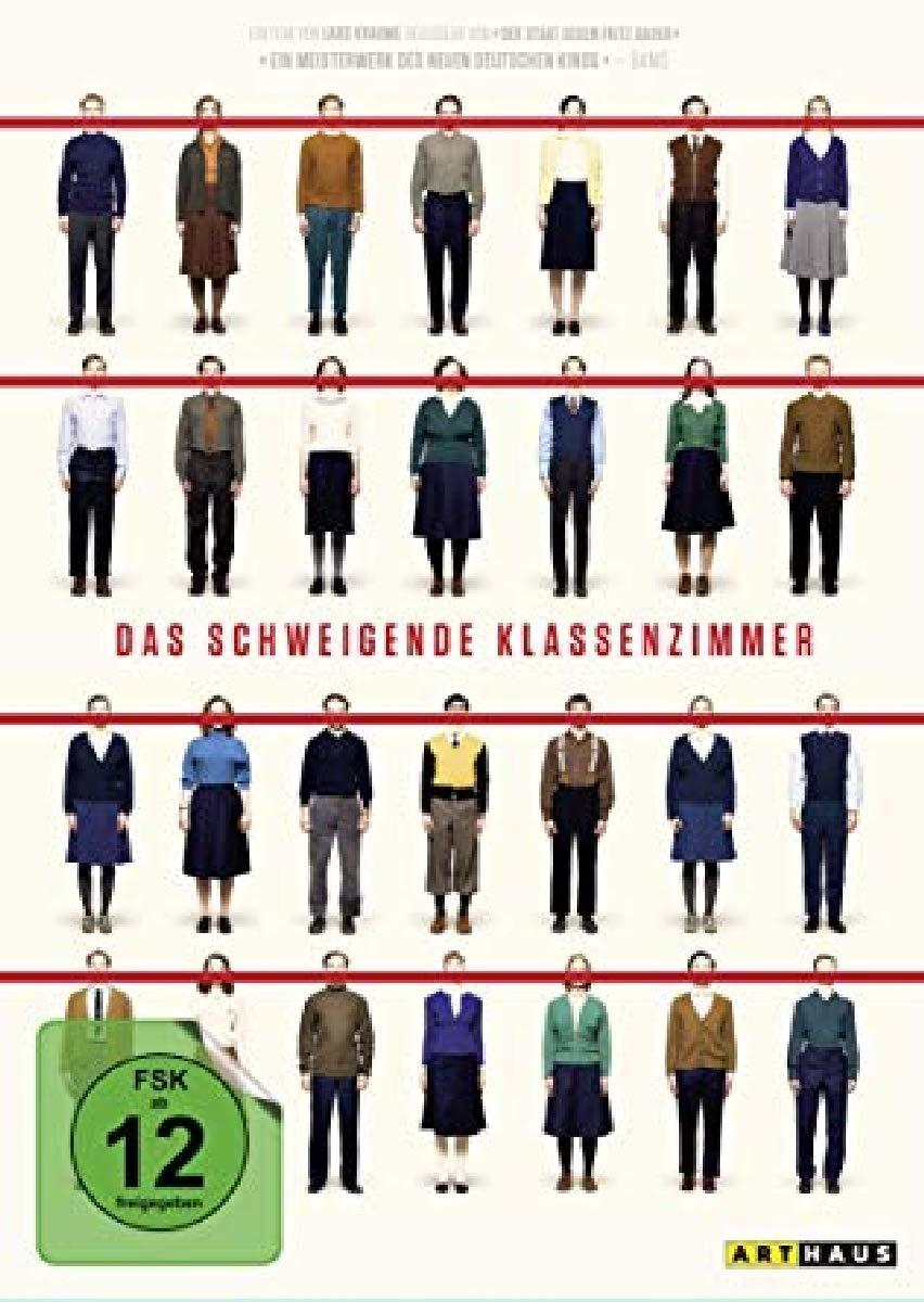 Cover: DVD Spielfim Das schweigende Klassenzimmer, 1 DVD (circa 107 min)