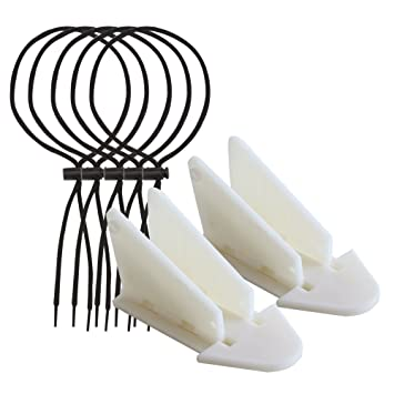 Amazon Com Ilovebaby Home Safety Baby Set Pack Of 2 White Sliding