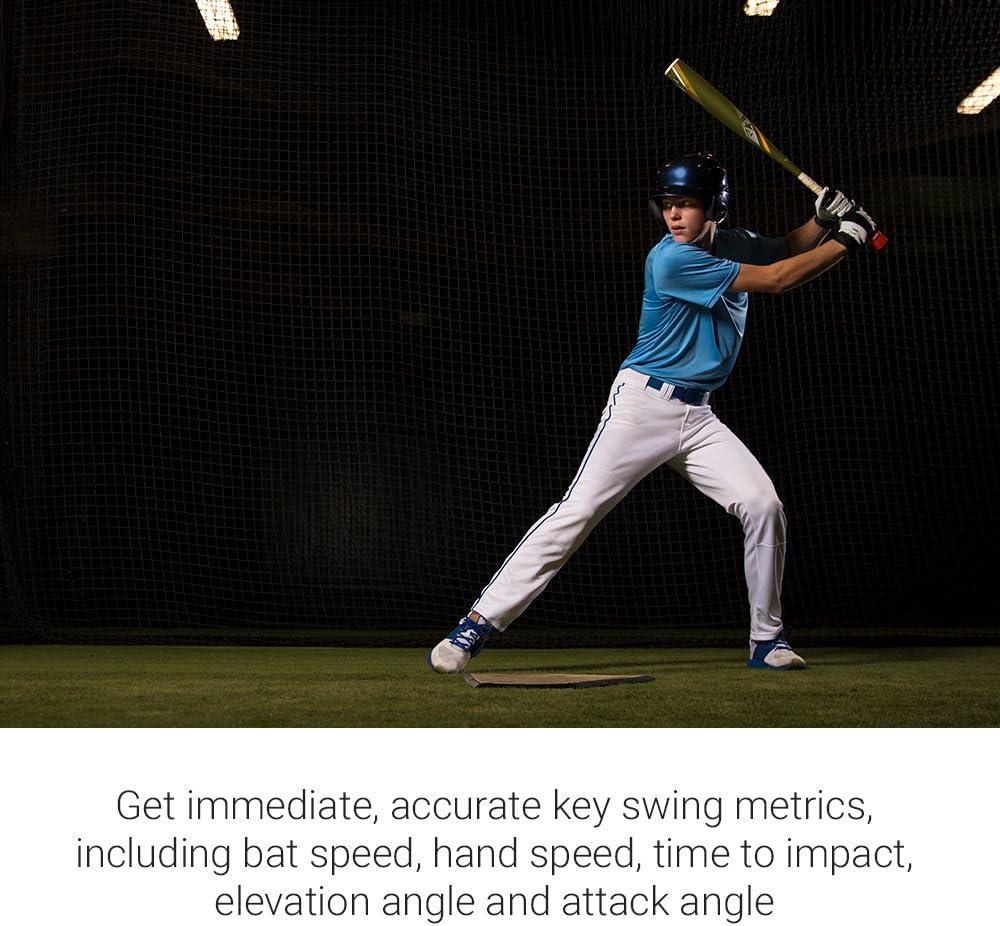 Garmin Impact Baseball Softball Bat Swing Sensor Accurate Speed Metrics Feedback