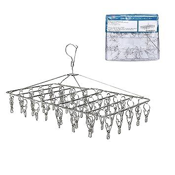 Amazon.com: Rosefray - Tendedero plegable de metal de acero ...