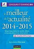 Le meilleur de l'actualité 2014-2015 - Concours et examens 2015