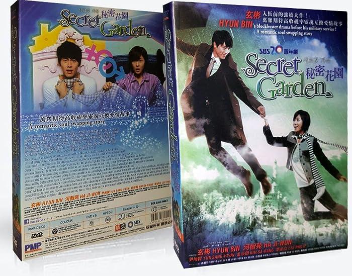 Top 4 Secret Garden Korean Tv Drama Dvd