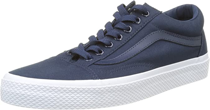 Vans Unisex Adulto Old Skool (Mur Waffle) Drbls/Trwht Skate Shoe 5 US / 6,5 US (Wall Waffle) - Vestido 5: Amazon.es: Zapatos y complementos
