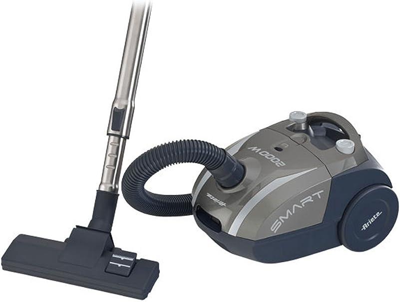 Ariete 2784/01 - Aspiradora con bolsa, 2000 W, filtro Hepa, cepillo metálico, asa trasnporte ergonómica: Amazon.es: Hogar