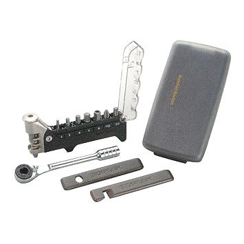 Topeak Ratchet Rocket Mini - Herramienta con destornillador y llave ...