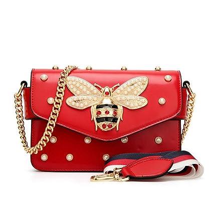 574f1497aa Vêtements Femme Sac Messenger nouvelle marque de luxe en cuir Sac à  bandoulière Femme Diamond Petite